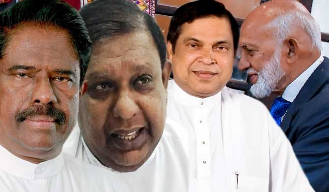 4 SLFP MPs joined the government to be given ministerial portfolios!