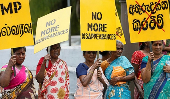 'Enterprise Sri Lanka' for families of the disappeared