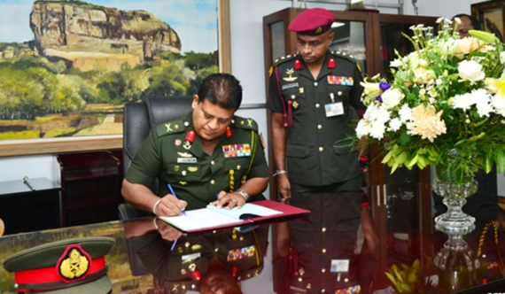 Shavendra Silva further up the military ladder