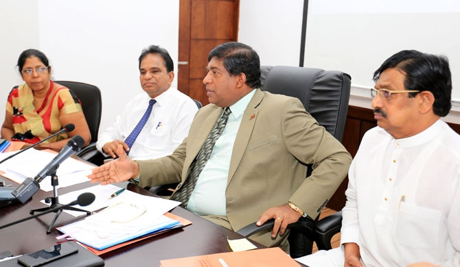 Ravi mediates to expedite staggering CEB projects