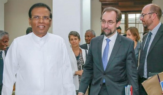 """Sri Lanka's courts double standards"" - UN Human Rights chief"