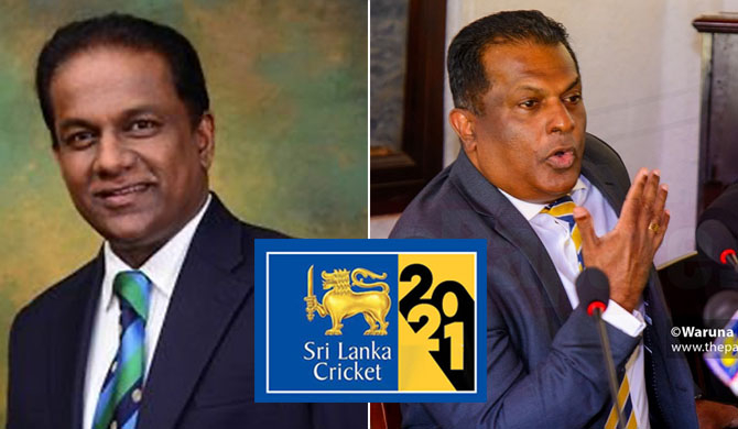 Thilanga backs Shammi during luncheon!