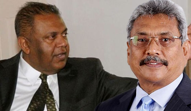 Did Mangala have lawsuits filed against Gota? – SLPP suspicious!