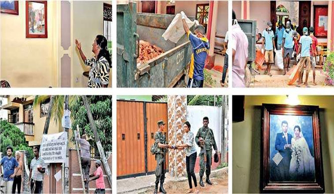 Bomb blast survivors and relatives in Negombo lament after Easter Sunday attacks