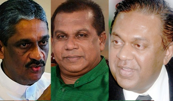 3 assistant leaders for the UNP