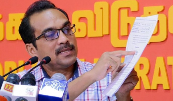 JVP criticises selling off of SLPA owned assets