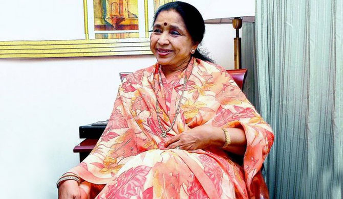 Asha Bhosle launches YouTube channel