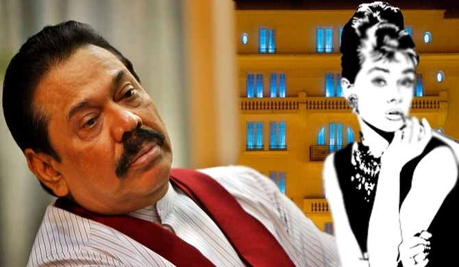 FCID probes into artiste's hotel given by Mahinda!