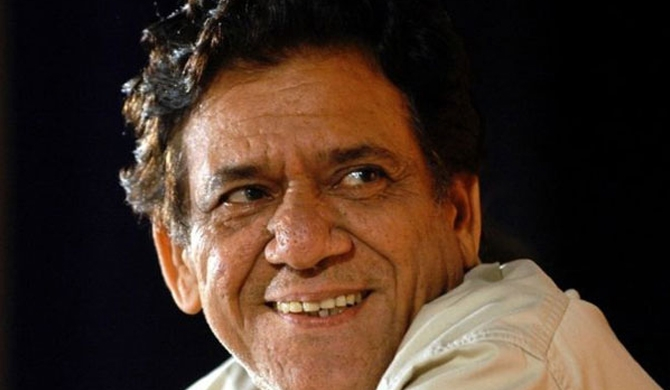 Om Puri no more