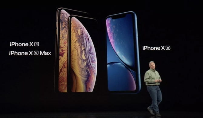 Apple unveils 3 more iPhone X models (Video)