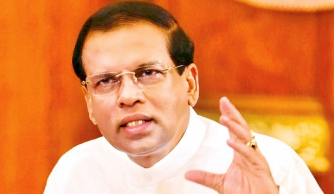President Sirisena conspicuous absentee at tourism awards