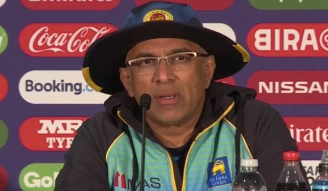 Pitches we got weren't ideal for ODI cricket - Hathurusinghe (Video)