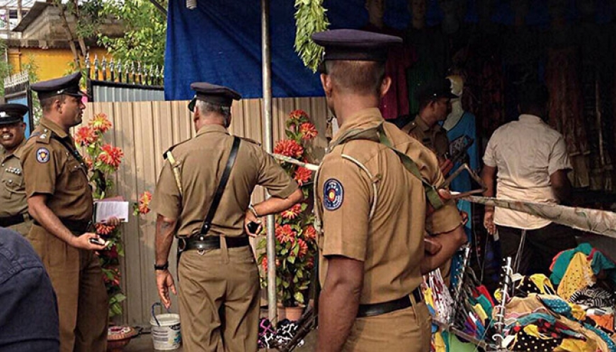 Anti terror laws used to arrest Tamils engaging in political activity
