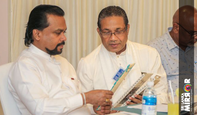 Cabinet approves Wimal's proposal to import bamboo for incense sticks