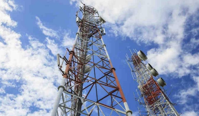 Mobile telecom industry protests against Cellular Tower Levy