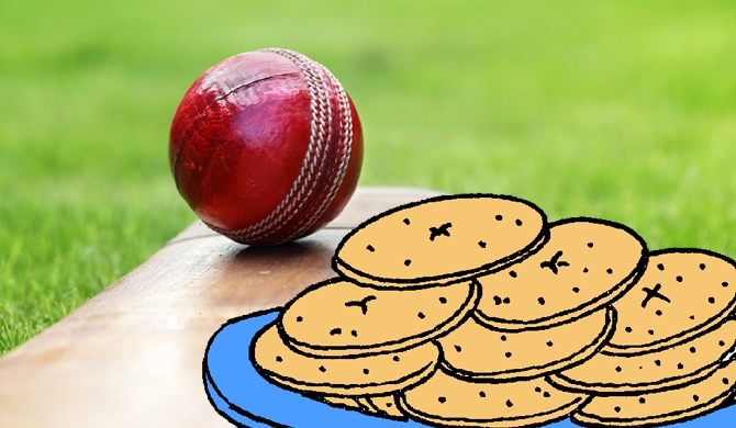 Biscuits banned for SL cricketers