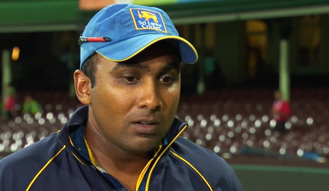 Not ready for full-time coaching yet - Mahela