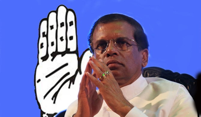 President & SLFP absent from opposition's Kandy rally