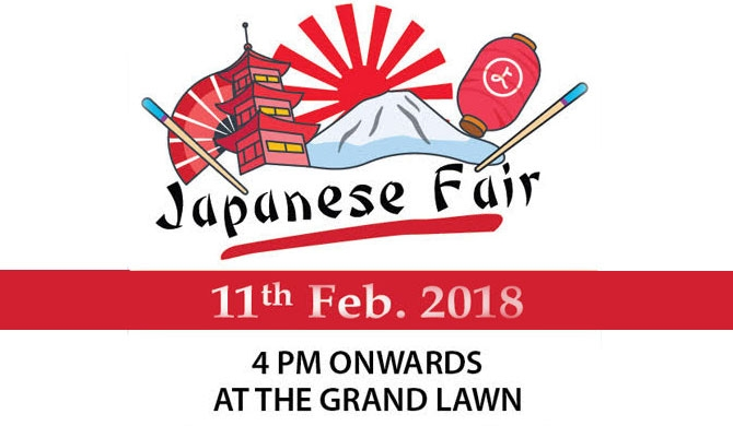 Japanese Fair 2018 at Water's Edge