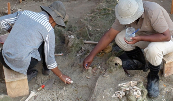 Children's skeletons from Mannar grave rise to 26