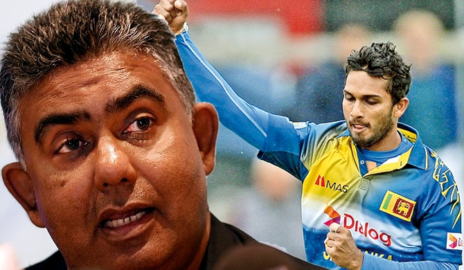 Decision given to Shanaka unfair - Gurusinghe