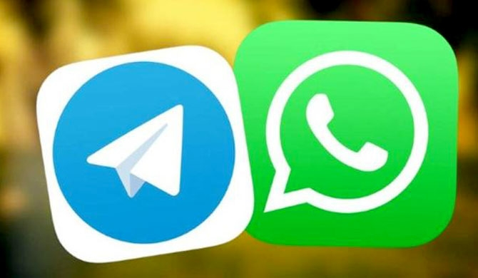 WhatsApp, Telegram users cautioned of file sharing lapse