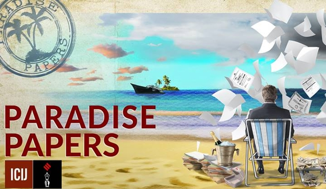 Paradise Papers unveils tax haven secrets of ultra-rich