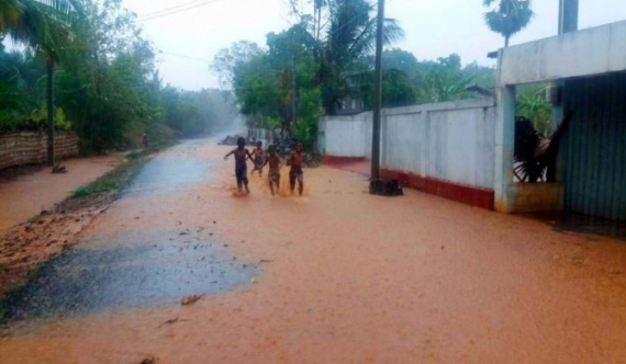 Drought ends, rains in Mulaithivu (photos)