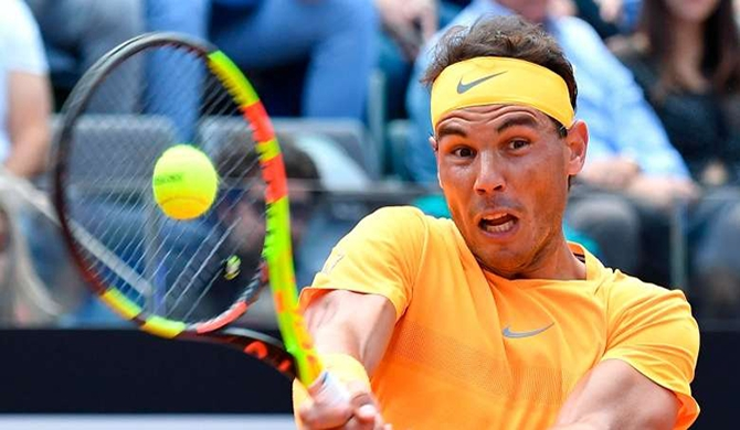 Nadal, world number one again