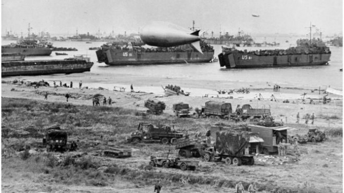 D-Day: 10 things you might not know about the Normandy invasion