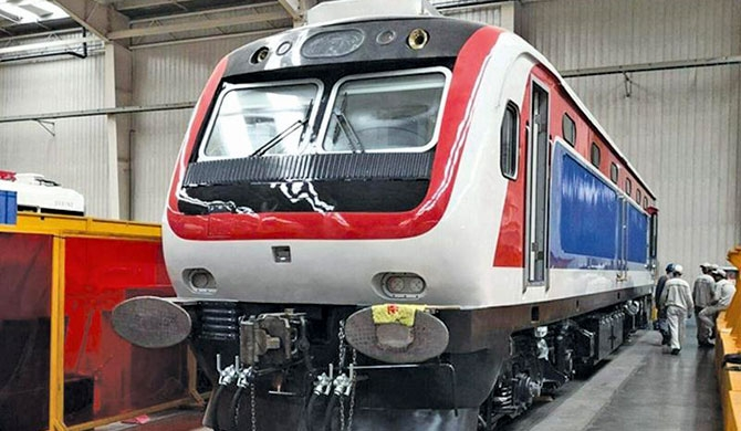 100 go to China to see trains : The cost is Rs 500 lakh