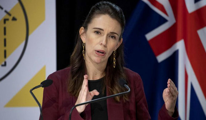 PM Jacinda Ardern turned away from Wellington cafe