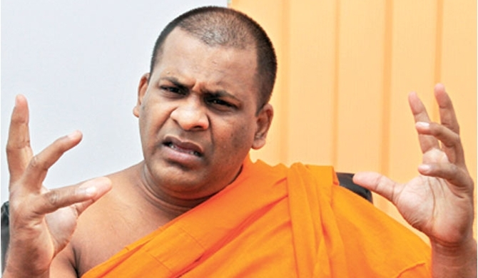 Gnanasara Thera to be released before end of Vesak month!