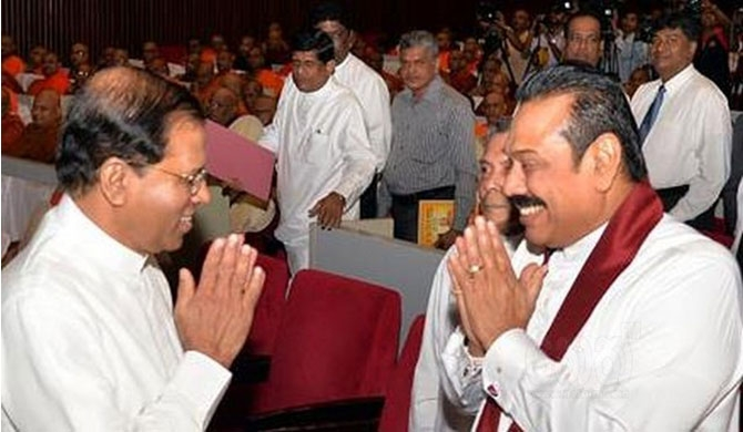 3 ministers to lure Mahinda back to SLFP