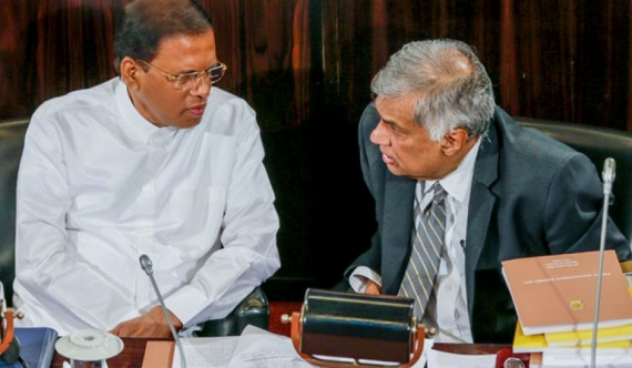 President-PM discuss need for referendum!