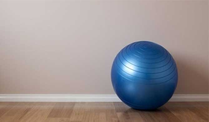 Man killed wife with gas filled Yoga ball