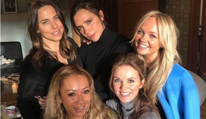 Spice Girls reunion tour to happen?