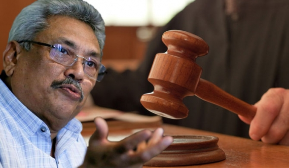 SC rejects petition filed by Gotabaya Rajapaksa