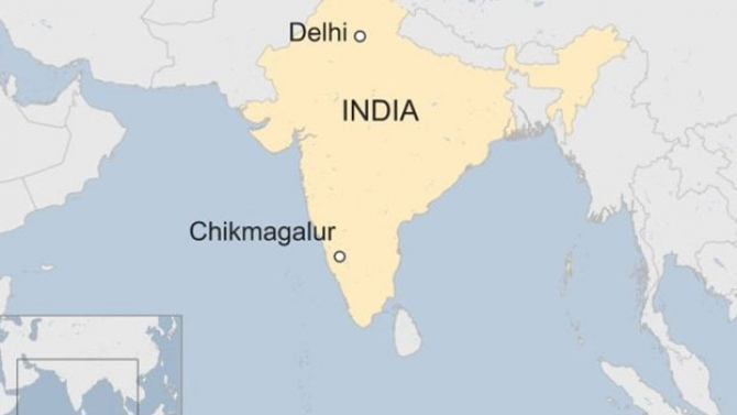 India man held for 'beheading' wife