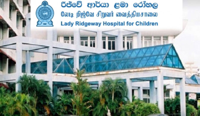 7 children test Covid-19 positive at Lady Ridgeway
