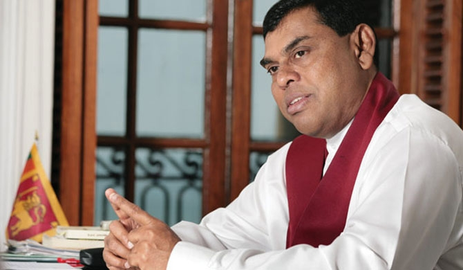 Many govt. ministers in talks with Basil
