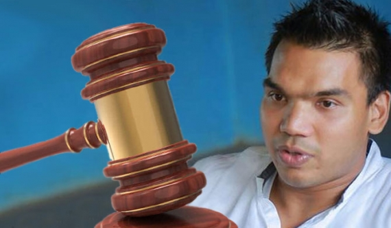 Court permits Namal to travel overseas