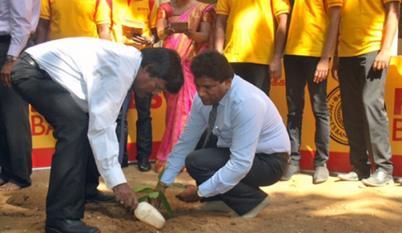 People's Bank sponsors Jaffna tree-planting campaign