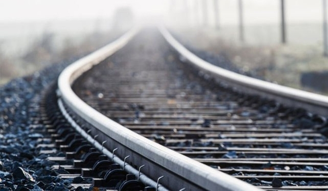 Walking on rail tracks a punishable offence
