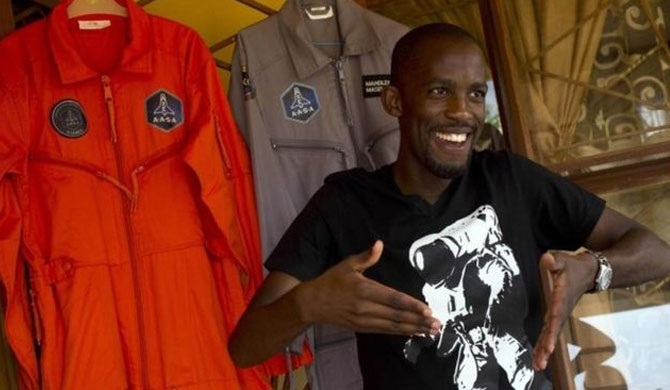 Would-be African astronaut dies in road crash