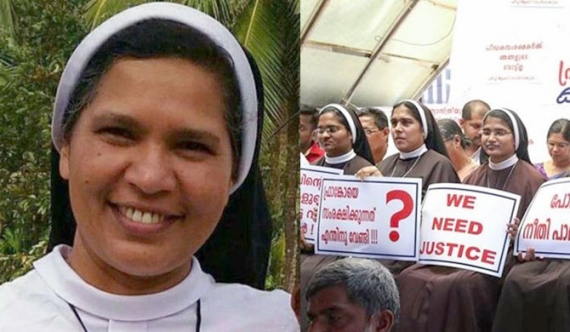No support from Vatican for nun abused by Bishop