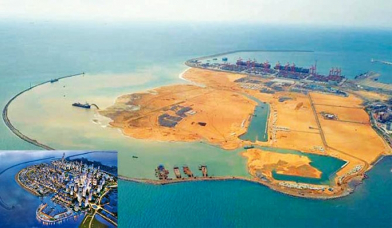 No security plan yet for Colombo Port City