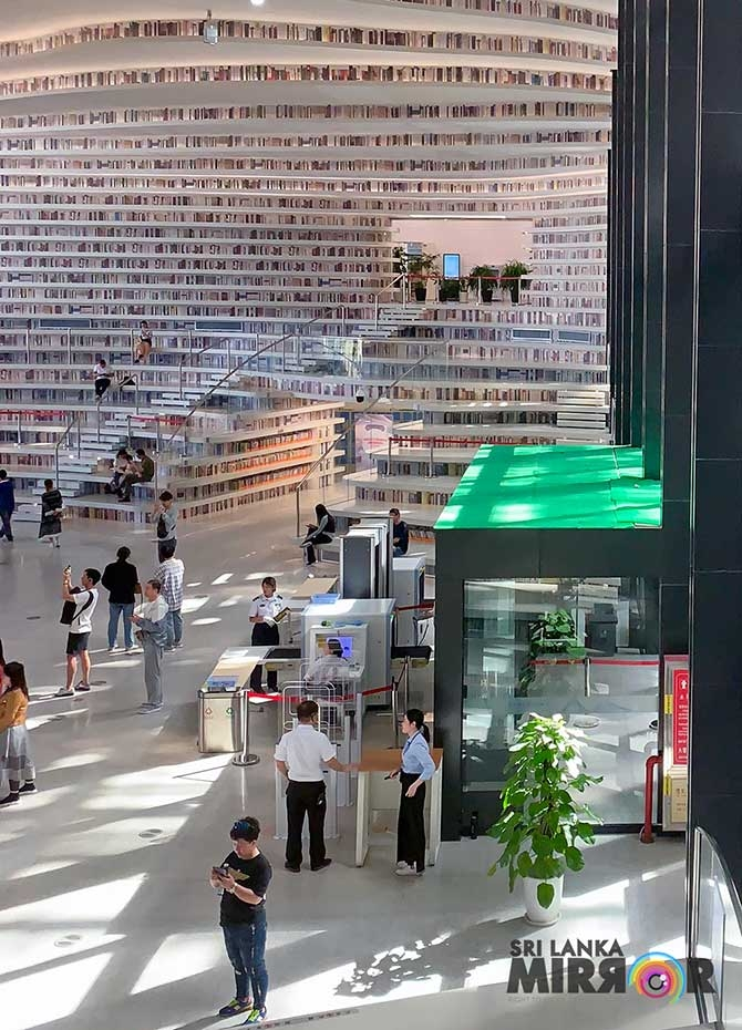 'The Eye' of bookworms (Pics)