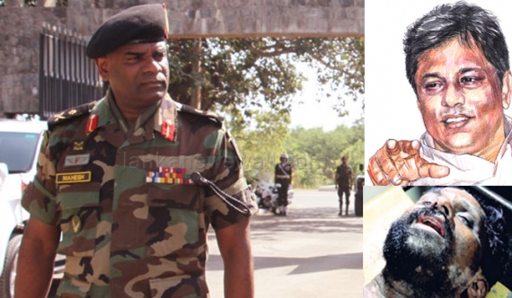 Army Commander offers greater assistance to probe cases on journalists