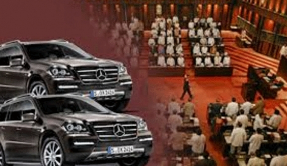 Rs. 371 m sought to buy vehicles for 9 govt. politicians